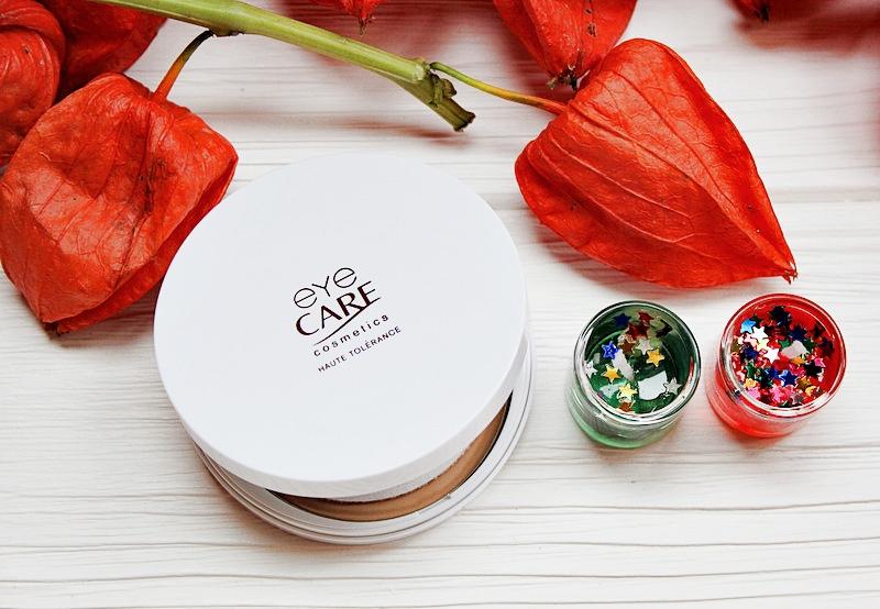 Компактная пудра Eye Care Compact Powder (Unifying & Matifying) в оттенке #бежевый / обзор, отзывы