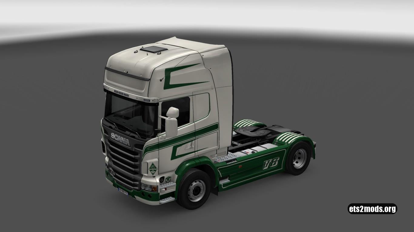 GN Transport Skin for Scania R