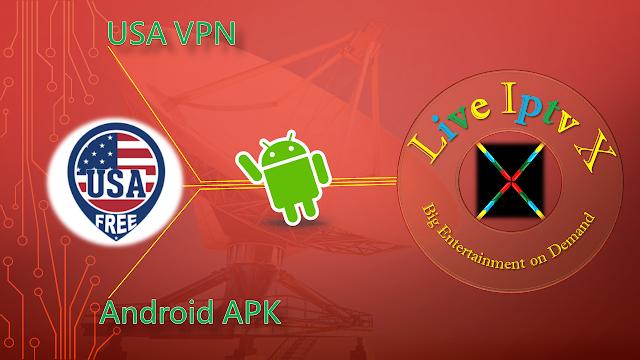 USA VPN APK