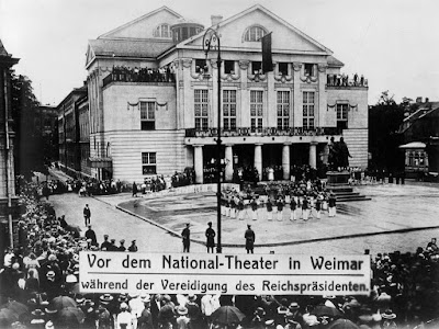 National Theater in Weimar