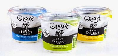 Lake District Dairy Quark varieties