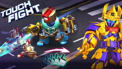 Herobots Build to battle Cheat Android