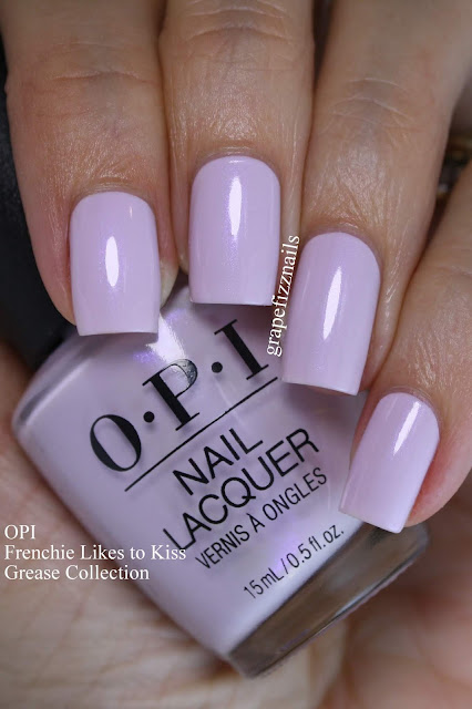 OPI Frenchie Likes to Kiss