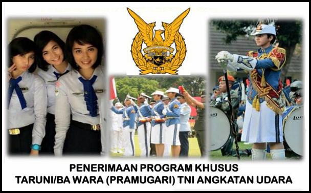 Pramugari TNI AU