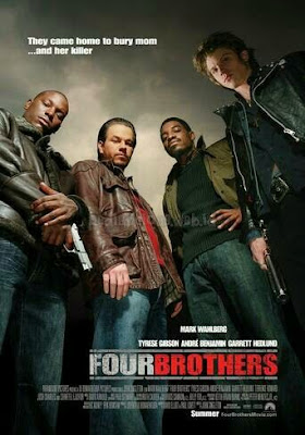 Sinopsis film Four Brothers (2005)