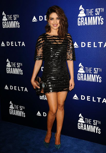 Priyanka Chopra at Grammy Party