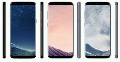 Samsung Galaxy S8 color