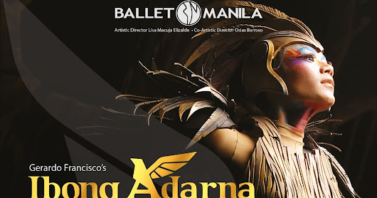 #ThetearPH - Ballet Manila Soars High With The World Premiere of Ibong Adarna