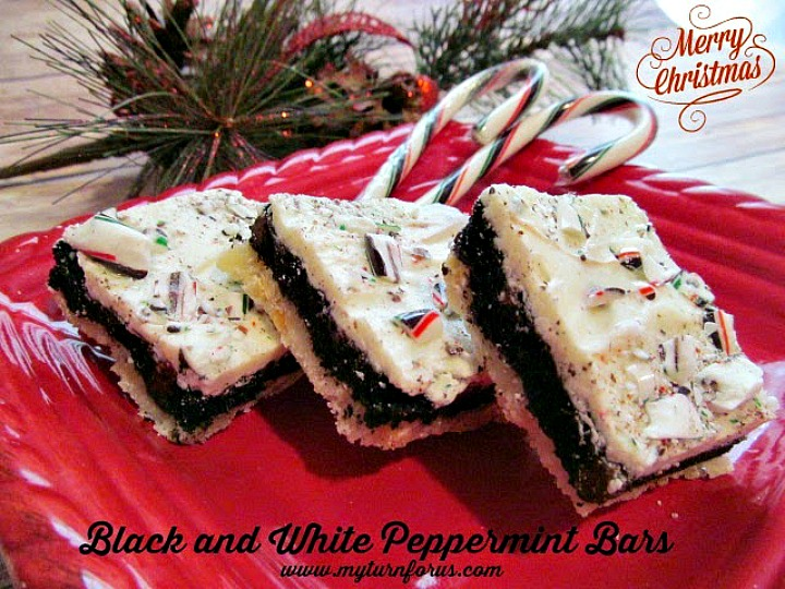 chocolate peppermint cookie bars