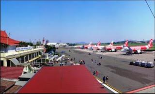 Bandar Udara Internasional Husein Sastranegara, Bandung