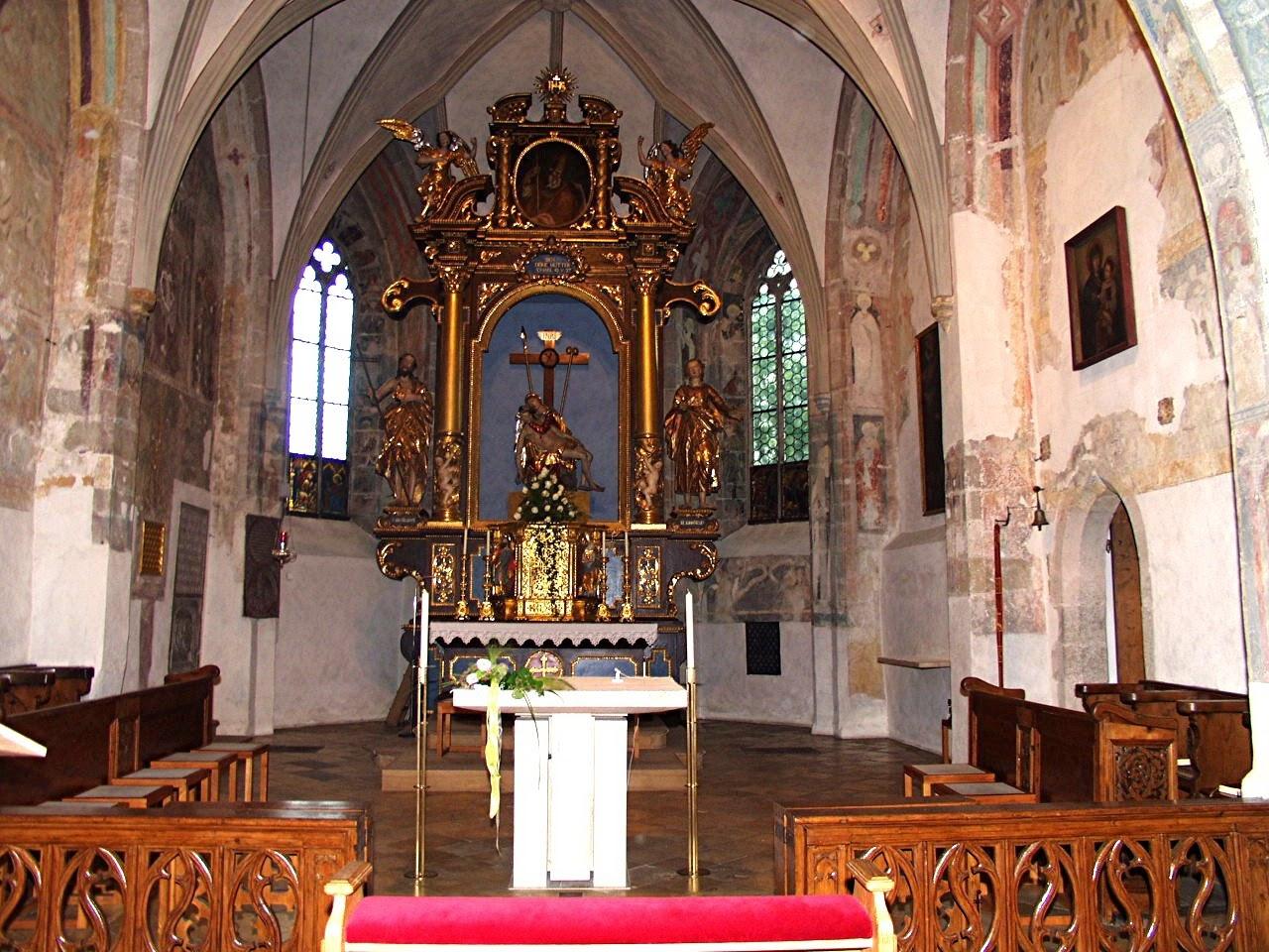 Alte Garmischer Kirche