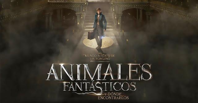 """CRÍTICA: """"ANIMALES FANTÁSTICOS Y DÓNDE ENCONTRARLOS"""" (2016)"""
