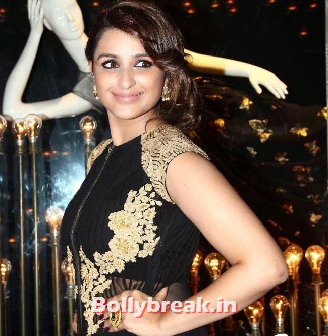 Parineeti Chopra, Alia, Parineeti at Launch of Fashion Brand Diva`ni