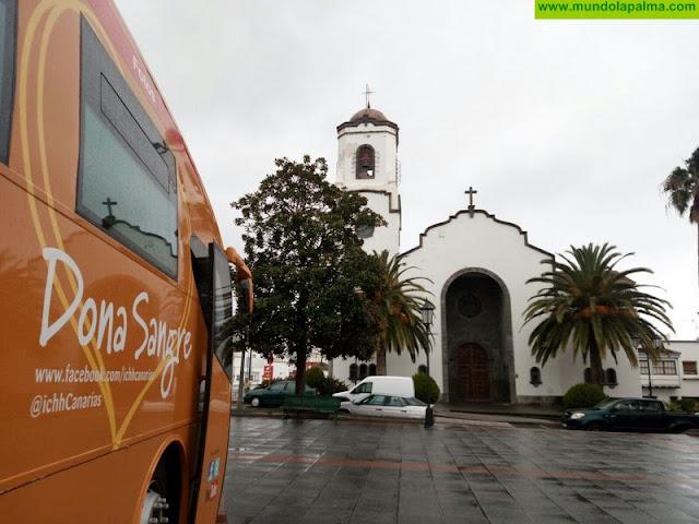 El ICHH continúa realizando sus campañas de extracción de sangre en Gran Canaria, Lanzarote, Tenerife y La Palma