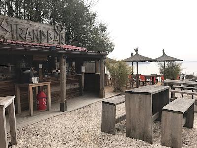 Ammersee, Fischer, Strandbar, view, outside, Biergarten, Bavaria, bar, restaurant