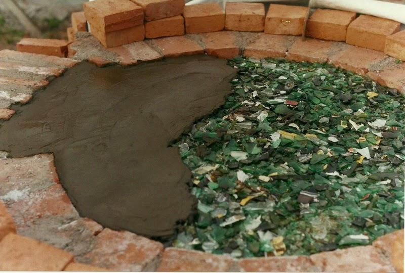 Cocina en casa como construir un horno de barro for Como nivelar un piso de tierra