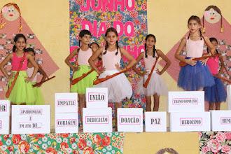ONG Ceacri realiza homenagem ao dia padrinho e da madrinha em Itapiúna