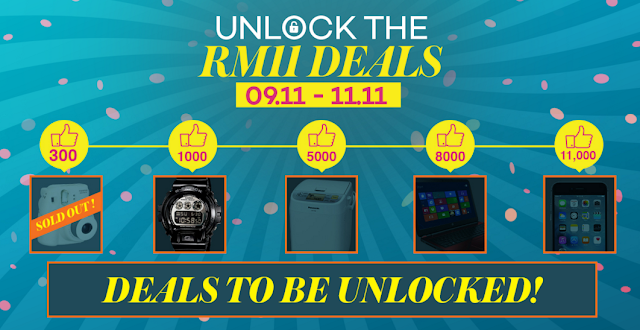 unlock the deals