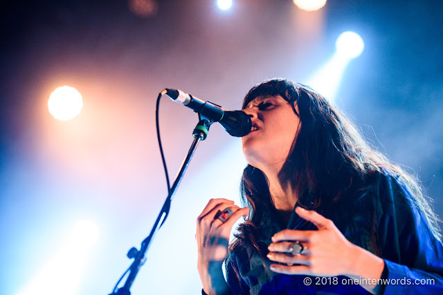 Waxahatchee at The Opera House on April 19, 2018 Photo by John Ordean at One In Ten Words oneintenwords.com toronto indie alternative live music blog concert photography pictures photos