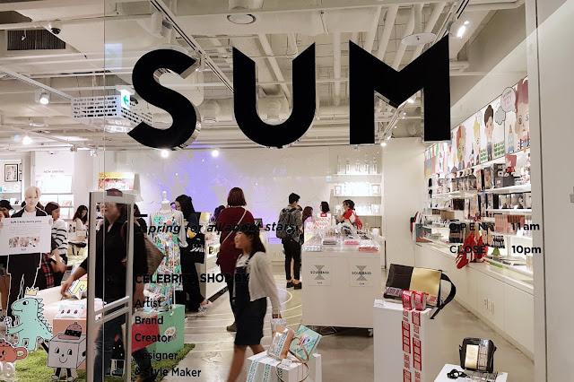 SUM Market at SMTOWN  @coexartium