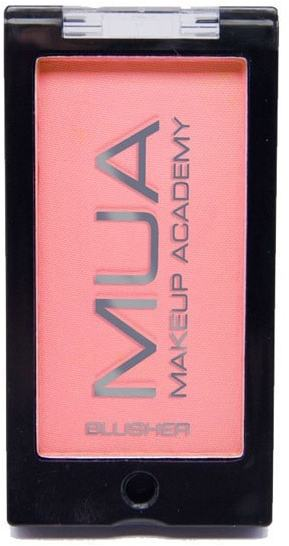 MUA blusher in Candyfloss