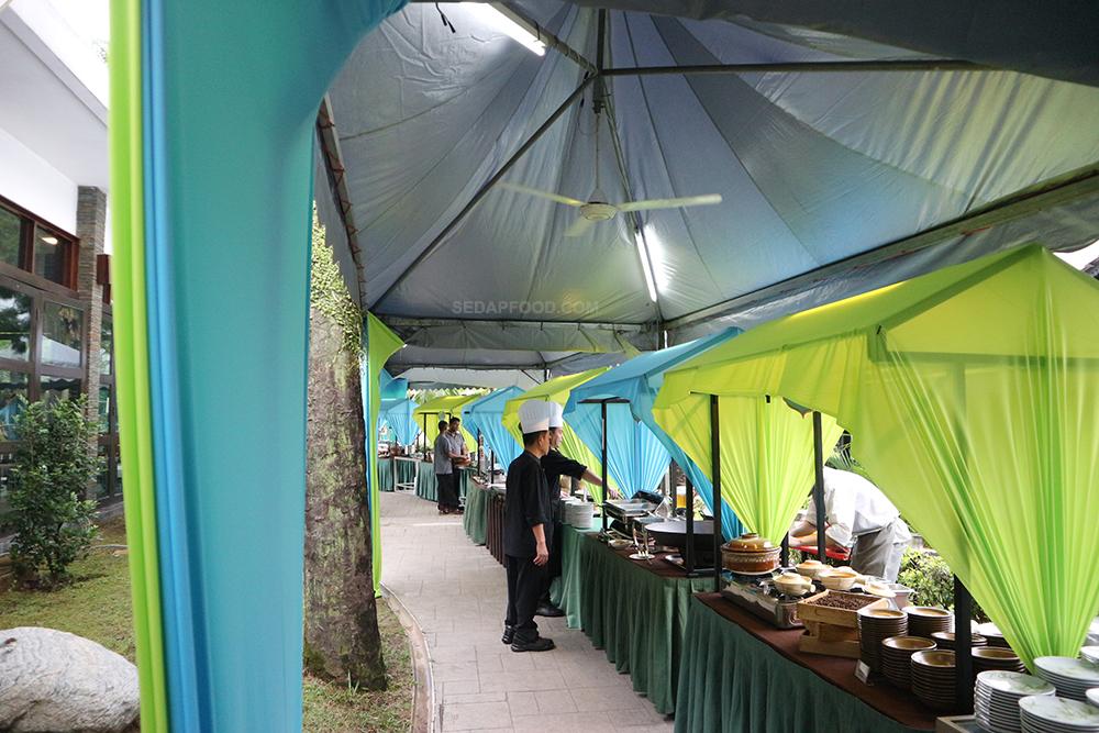 stesen makan berbuka puasa cyberview resort