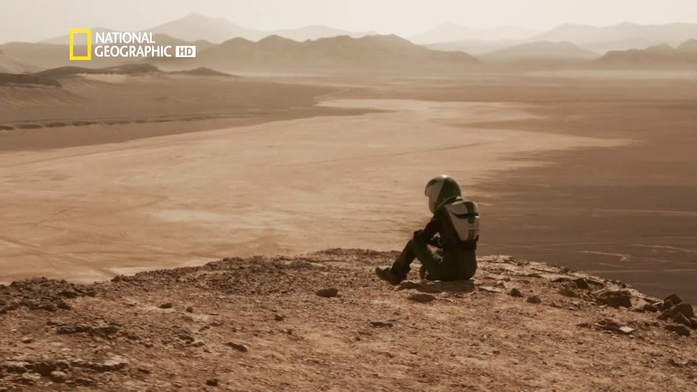 National Geographic's MARS - episode 3, season 2 (lone astronaut)