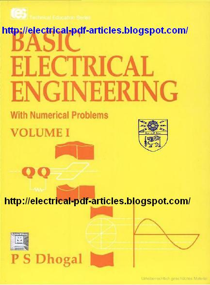 Electrical-Articles-PDF : BASIC ELECTRICAL ENGINEERING, Vol