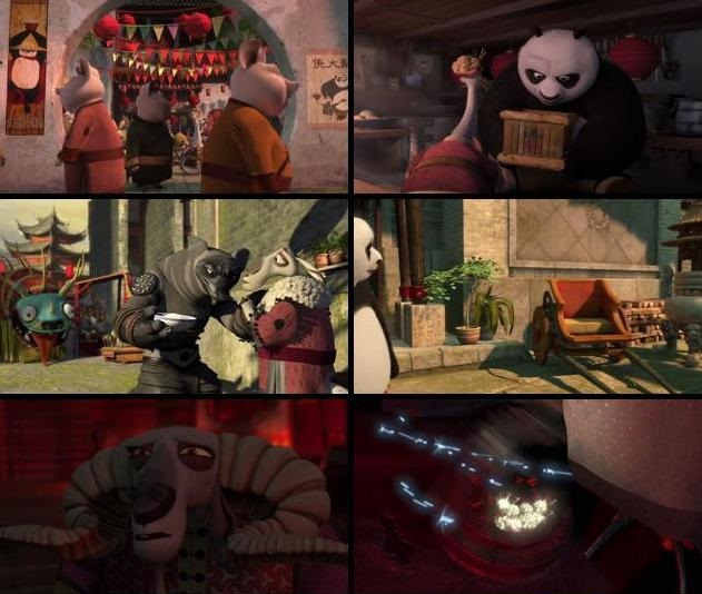 Kung Fu Panda 2 Full Movie Download (2011) 1080p & 720p BluRay