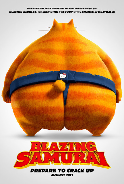 Download Film Blazing Samurai (2017) BluRay 720p Subtitle Indonesia