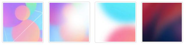 Stock Wallpaper Xiaomi Redmi Note 7