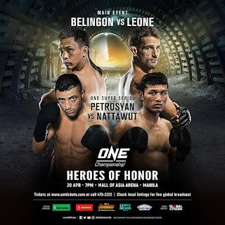 One: Heroes of Honor