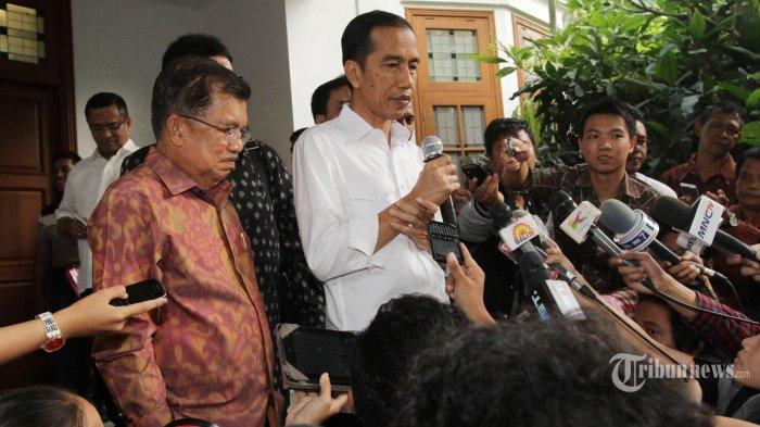 Pansus KPK Pertimbangkan Panggil Presiden Jokowi