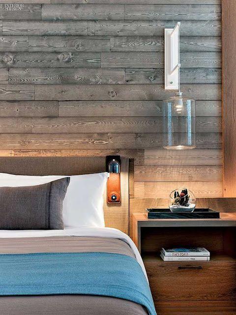 Ideias de decoração para dormitórios masculinos
