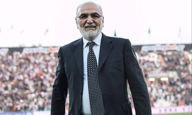 Σταθέρα μέσα στη λίστα Forbes ο Ιβάν Σαββίδης!