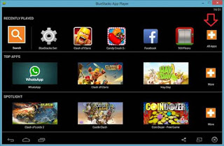 bluestacks installing easy steps for all users...step 6