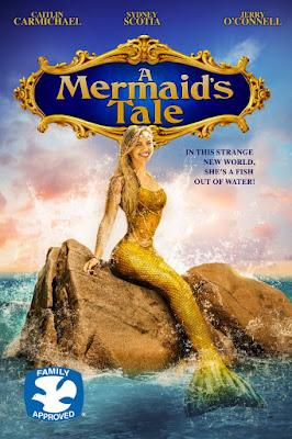 A Mermaid's Tale 2016 DVD R1 NTSC Sub