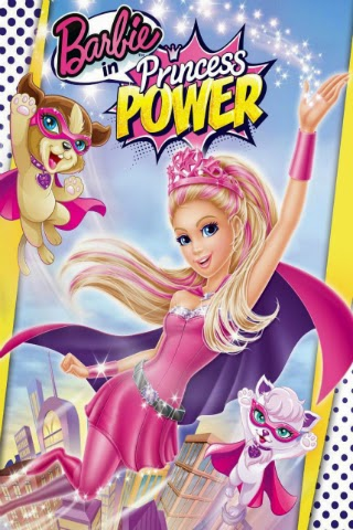 Barbie In Princess Power [2014] [DVD FULL] [NTSC] [Latino]