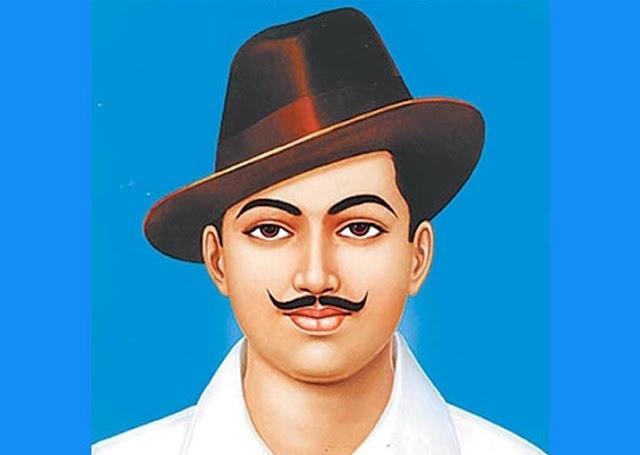 Essay on Veer Shahid Bhagat Singh, Speech