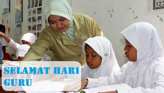Puisi Memperingati Hari Guru Nasional 25 November