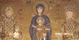 Ayasofya Mozaikleri ve Özellikleri