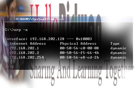 3 Cara Mudah Merubah Mac Address Pada Komputer
