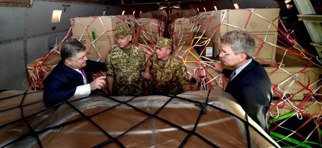 США передали Україні контрбатарейні радарні системи AN/TPQ-36 і AN/TPQ-49