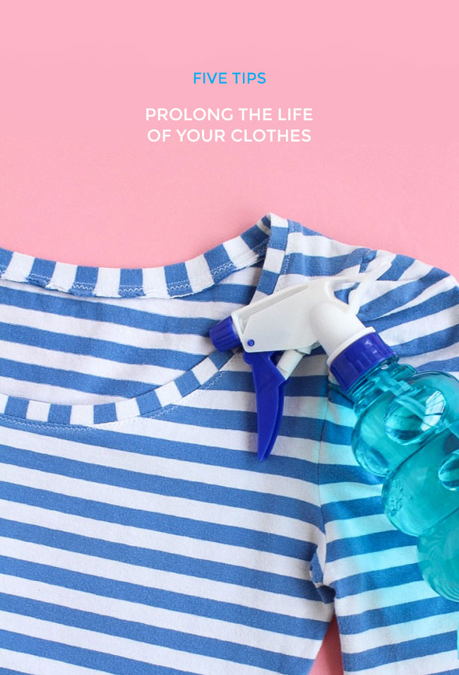 Five Tips to Prolong the Life of Your Clothes - Tilly and the Buttons