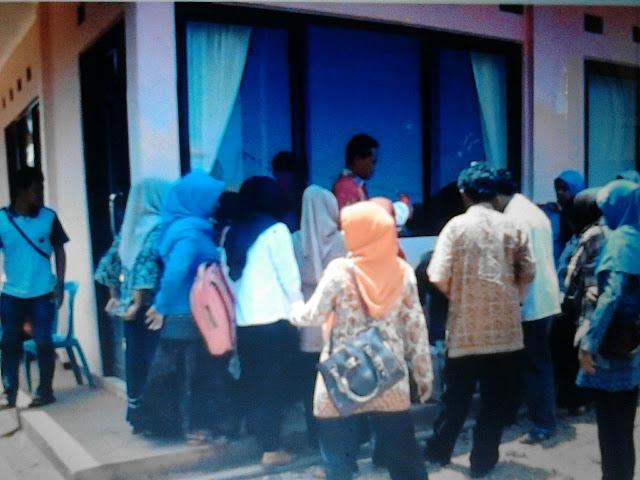 Pemerintah Provinsi Jawa Barat bantu warga terampak Jatigede melalui sekolah lapangan