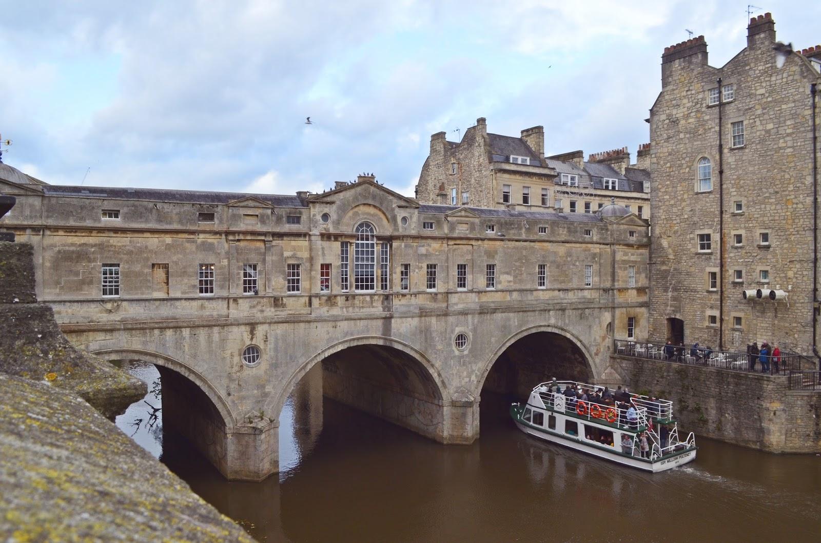 Travelling in England: Bath