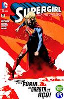 Os Novos 52! Supergirl #21