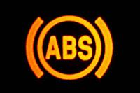 C100A-Left front wheel speed sensor circuit.