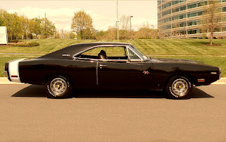 1970 Dodge Charger RT Hemi Side Picture