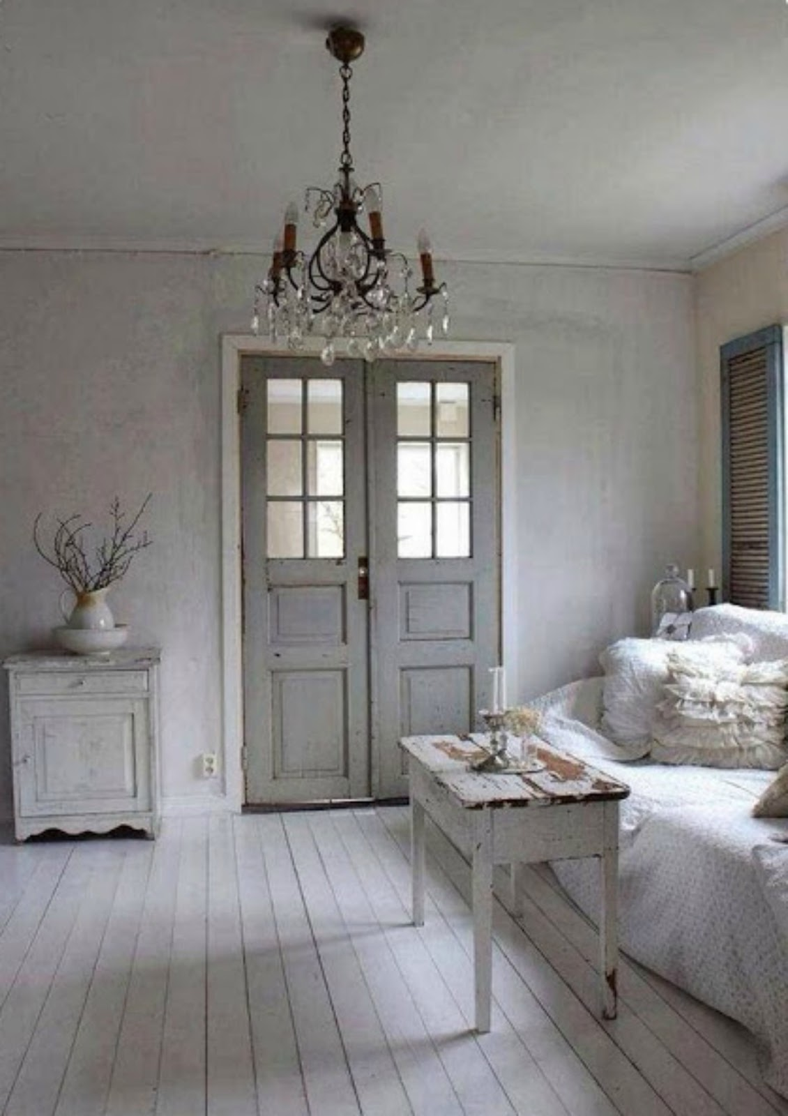 31 Beautiful French Farmhouse Style Moments {Decor ... on Farmhouse Living Room Curtains  id=23135